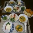 和タイ折衷の晩ご飯(ばんそうこうに期限!?)