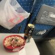 福井気まぐれ途中下車の旅17 越前駅弁『かに』食べながらの帰広 食べたもの(駅弁)