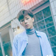 "INFINITE ソンギュ、1stソロフルアルバム「10 Stories」予告イメージ第2弾を公開…""知的な彼氏ルック"""