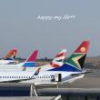 南アフリカ旅日記28~♪・・・帰国
