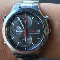 今日の腕時計 12/14 SEIKO SPEEDMASTER 7T52-6A30