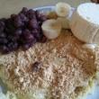 🐵 餡子バナナパンケーキ
