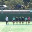 徳島県ソフトテニス新人大会 団体戦 結果報告