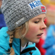 ノルウェー🇳🇴の女子ジャンプの マーレン・ルンビ選手がめんこかった… (๑>◡<๑)