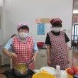 手作り昼食の日