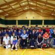 浜松市身体障害者卓球大会に参加