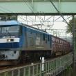 2017年9月20日 東海道貨物線 東戸塚 EF210-138 1060レ