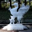 明治神宮奉納全国氷彫刻展・・3