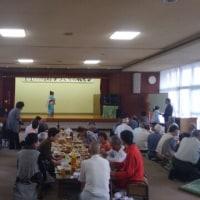 平成29年中野地区生き生きクラブ白寿会敬老会。