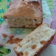 卵白、バターのレモン&陳皮ケーキ(失敗は成功のもと?)