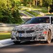 【BMW】次期型3シリーズの「Mスポーツパッケージ」を設定すると公式発表!