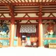 四天王寺へ初詣 (金海)