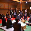 第30期竜王戦七番勝負 第1局は能楽堂で!@ 東京渋谷セルリアンタワーホテル