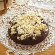 ココアとチョコレートの焼き菓子