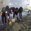 地域でのボランティア活動
