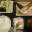 さかなやま 本山店の焼き魚定食 ~鯛の塩焼き~