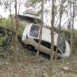 三重県度会町鮠川はいかわでは23日午前6時25分頃、同県玉城町久保、山口貴大たかひろさん(29)が乗用車内で死亡しているのが見つかった。