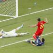 サッカーW杯 日本、ベスト8進出ならず
