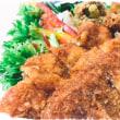 昨日の昼は丸亀製麺そのあと続けて揚げ物ガッツリ!