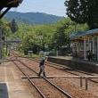 岩村町 明知鉄道(下り)