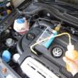 VW POLO/6R 定期オイル交換です。そして