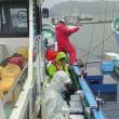 9月度定例会 久里浜沖のタチウオ釣り