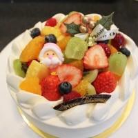 クリスマスケーキのついて