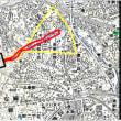 奈良県庁ホームページの土砂災害被害予想地図は、広島県庁よりも著しく劣る