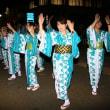 会津坂下の夏祭り