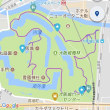 大阪城公園でもオリエンテーリング