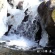 平成30年1月15日(月) 小さな滝の氷♪