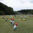 運動会練習 1年生・2年生