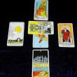 タロットカード:ケルト十字法で占おう(実践編1)