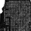 前回に、下山先生之碑の全景写真を掲載したので、その続きです