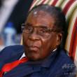 「たちの悪いジョーク」 ムガベ大統領のWHO親善大使指名に非難殺到、再考へ