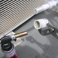 COMET CP-60L ステーリング交換