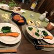 シチューの夕ご飯…