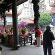 のんびり・台湾 朝の龍山寺 2