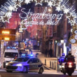 アイルランド発(datelined Ireland):  at Strasbourg Christmas market