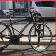 ★再入荷・新車・特価・軽量アルミフレーム・クロスバイク・エアーオンⅡ700C・ブラック