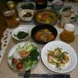 晩ご飯の仕込みをしてプチ忘年会🍻(夜中の肉じゃがに賛美)