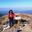 三嶺越年登山 2日目(2015・12・31)