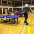 卓球大会に、参加 (続)
