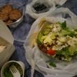 8/14㈫NY スーパーで夜ご飯を買う〜サラダを求めて〜