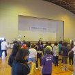 姶良市レクリエーション協会交流会(2018)・・・姶良市加治木体育館