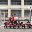 1・2・3年生がジュニアカップに参加しました