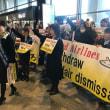 ユナイテッド航空の不当解雇撤回の闘いをよってたかって支援しよう!