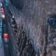 悪路です!道路グチャグチャ、運転の際、通勤、通学などくれぐれもお気をつけて!!