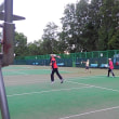 20170812記録(kata54)、朝テニス出来!