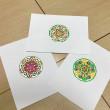 神聖幾何学ハレアートIN名古屋(中級クラス1日目)❤